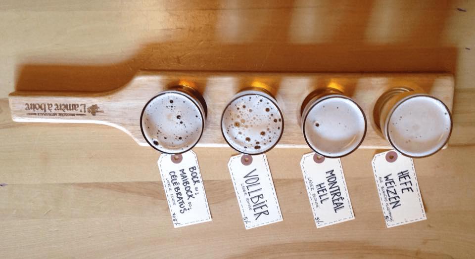Microbrasserie L'amère à boire Montréal Bières artisanales