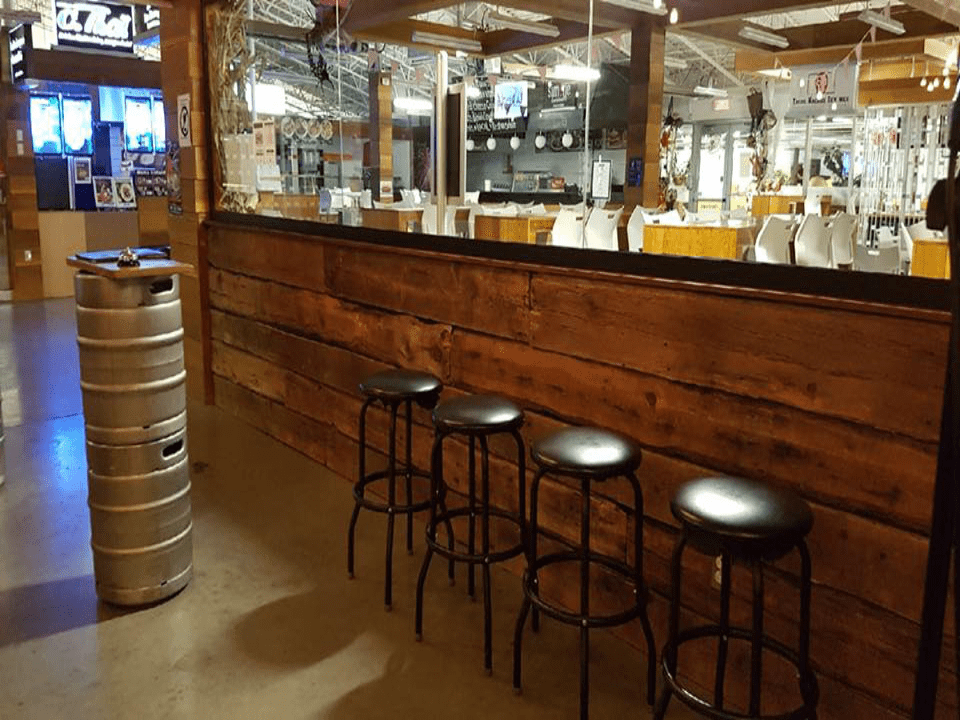 Microbrasserie Le Barrage Brasseurs Longueuil