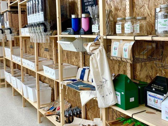 Épicerie Le Lac en Vrac Alma épicerie en vrac zero dechet biologique produit local