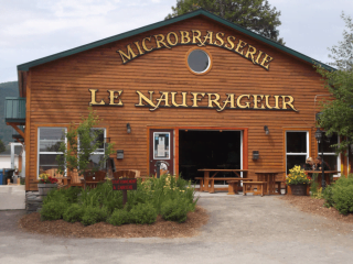Microbrasserie Le Naufrageur Carleton-sur-Mer