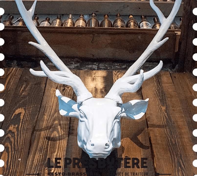 Microbrasserie Le Presbytère Saint-Stanislas-de-Champlain Bière artisanale
