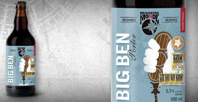 Microbrewery craft beers Brewers of the World Saint-Hyacinthe Ulocal local product local purchase
