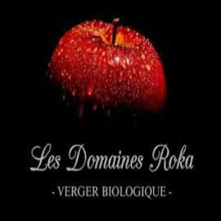 U-pick Domaines Roka Mont-Saint-Grégoire Orchard organic local products buy local logo