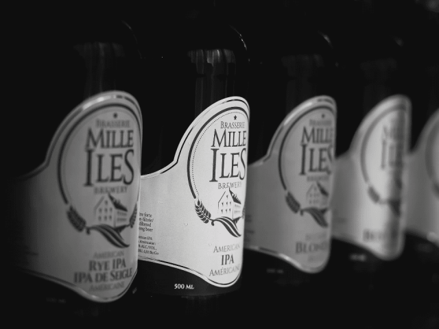 Microbrasserie Brasserie Mille-Îles Terrebonne Bières artisanales