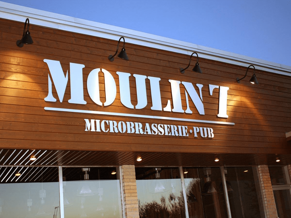 Microbrewery Le Moulin 7 Asbestos