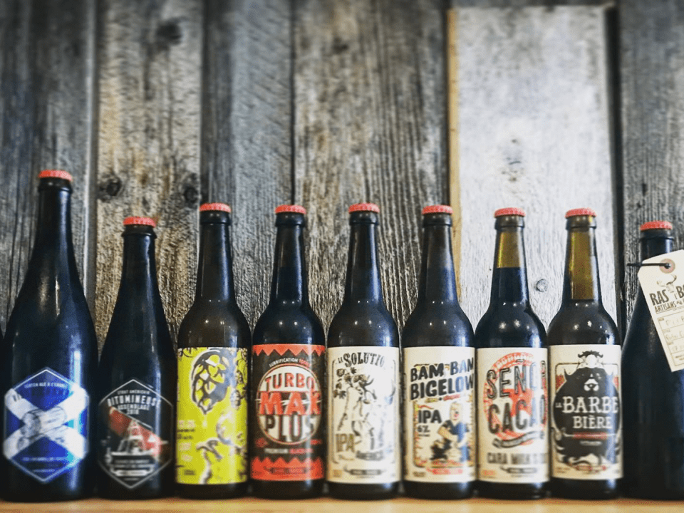 Microbrewery Ras L'Bock Saint-Jean-Port-Joli Craft beers