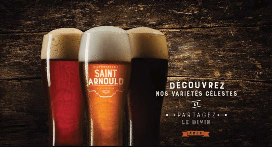 Microbrewery Saint-Arnould Mont-Tremblant Craft beer