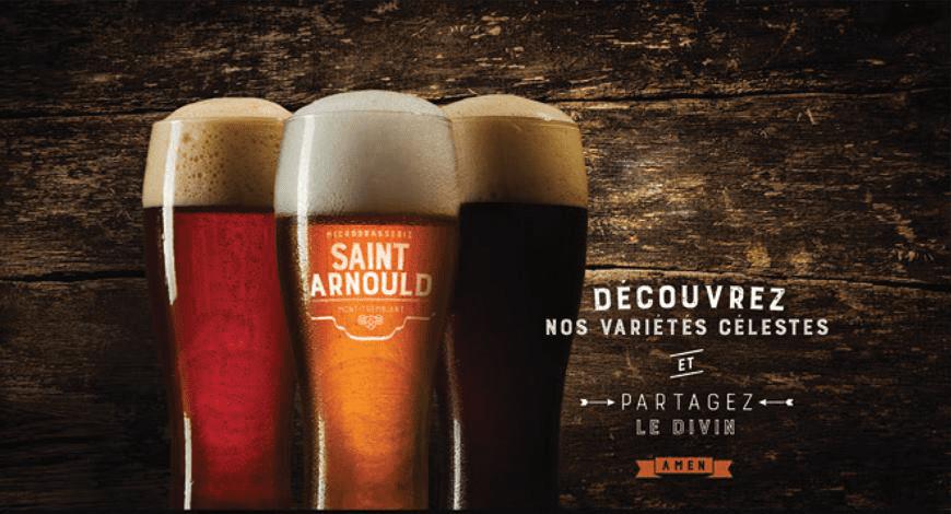 Microbrasserie Saint-Arnould Mont-Tremblant Bières artisanales