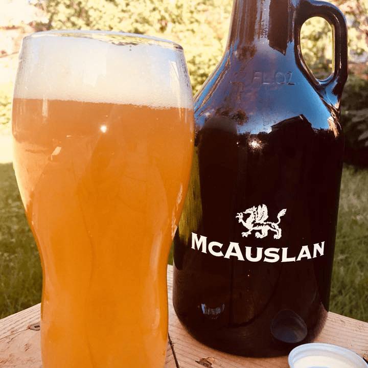 Microbrasserie Brasserie McAuslan - St-Ambroise Montréal Bières artisanales