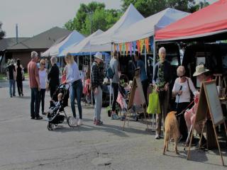 marché public Almonte Farmers Market Mississippi Mills Ulocal produit local achat local