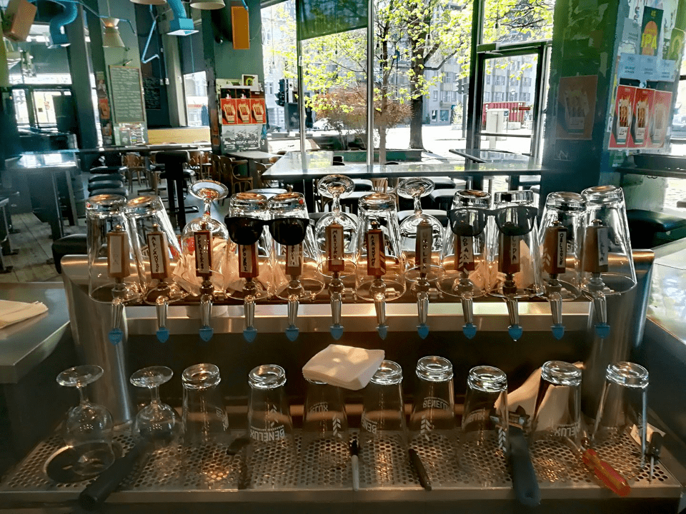 Microbrewery Benelux Montréal Craft beer
