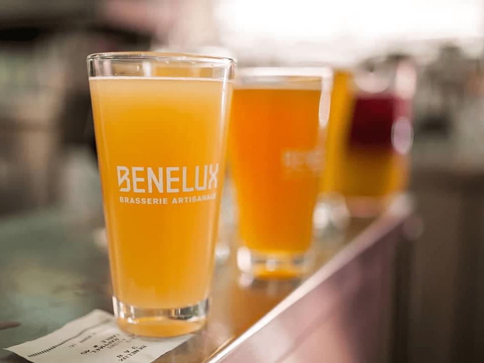 Microbrasserie Benelux Verdun Bières Artisanales