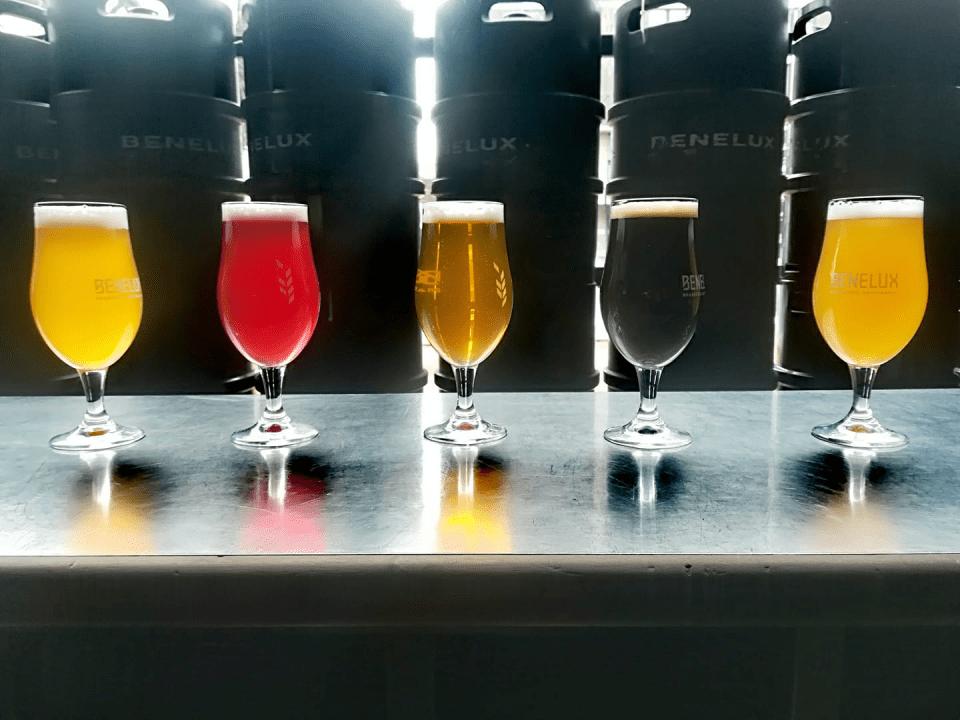 Microbrasserie Benelux Montréal Bières artisanales