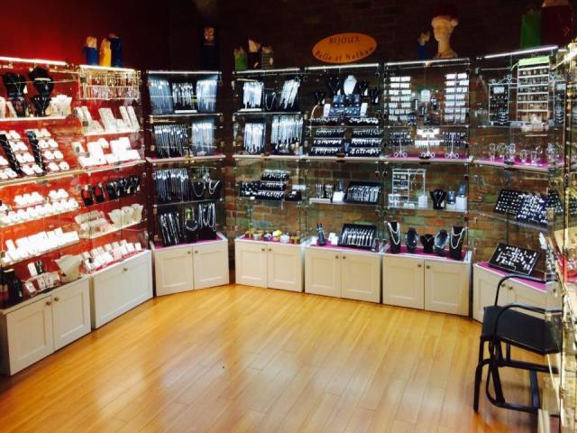 Boutique artisan bijoux et accessoires Bijoux Belle et Nathan Havre-Aubert Ulocal produit local achat local