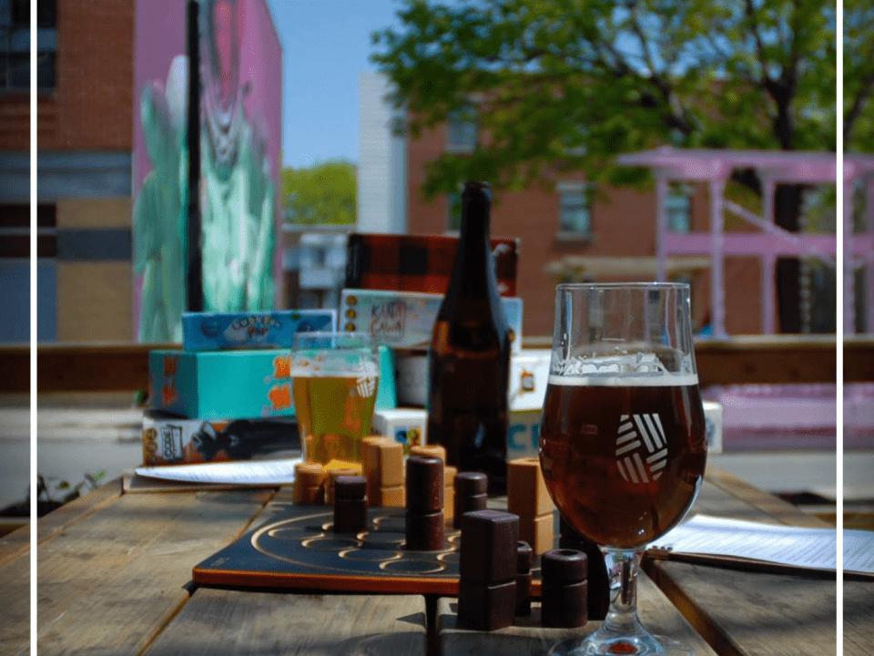 Microbrasserie Boswell Brasserie artisanale Montréal