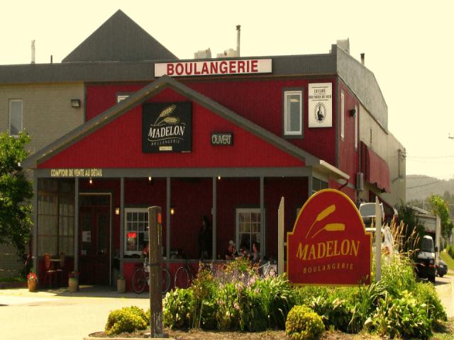 Boulangerie Pâtisserie Boulangerie Madelon Cap-aux-Meules Ulocal produit local achat local