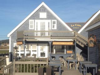 Restaurant Café de la Côte L'Étang-Du-Nord Iles-de-la-Madeleine Fruits de mer Ulocal Produit local Achat local