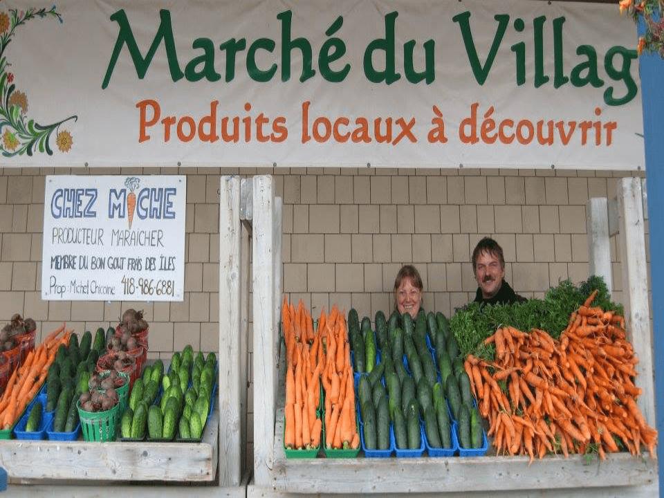 Produce markets Chez-Miche L'Étang-du-Nord