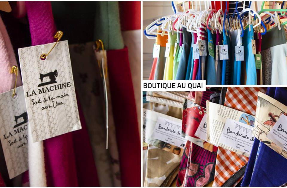 Boutique Coop La Machine Cap-aux-Meules Chemin du Quai