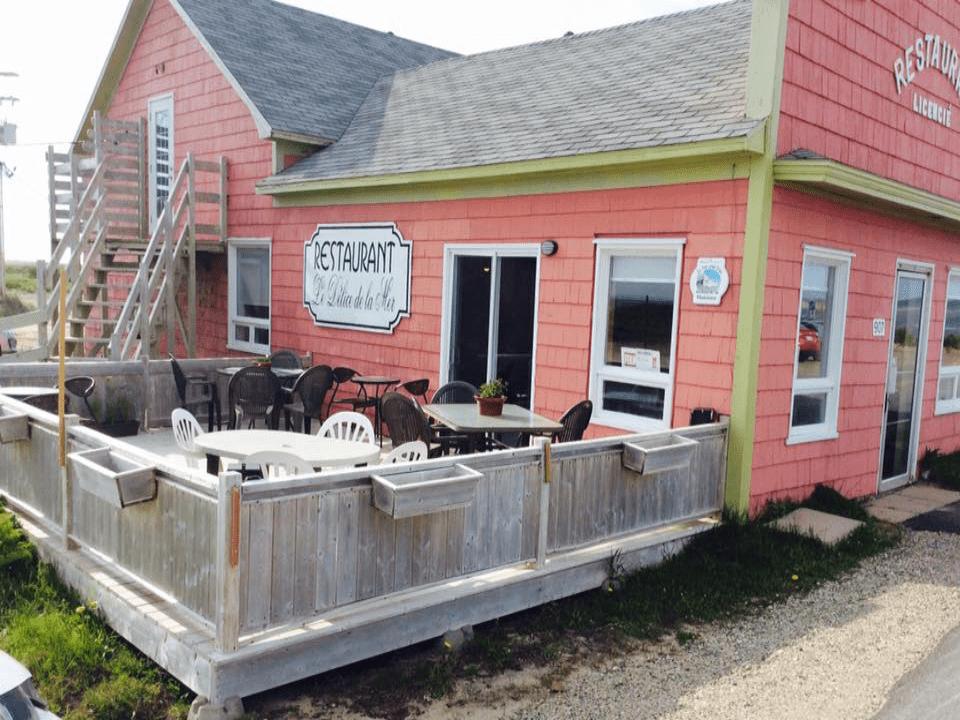 Restaurant Délice de la mer