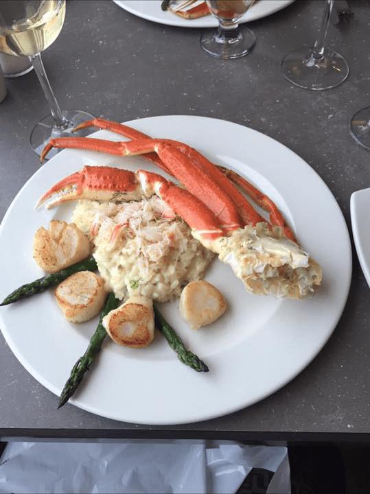 Restaurant Domaine du vieux couvant Havre-aux-Maisons