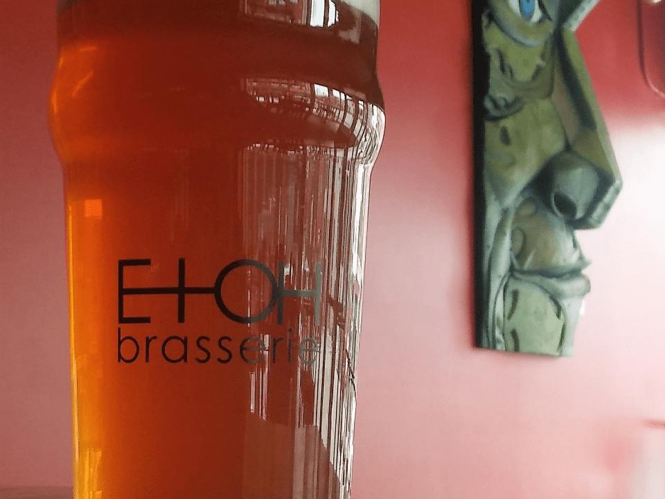 Microbrewery EtOH Brasserie Montréal Craft beer