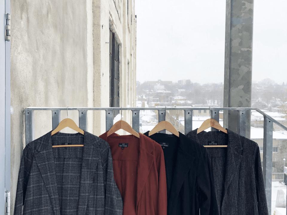Vêtements Eve Lavoie - Designer Montréal Ulocal produit local achat local