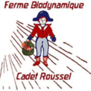 logo Marché de légume Ferme Cadet-Roussel Mont-Saint-Grégoire