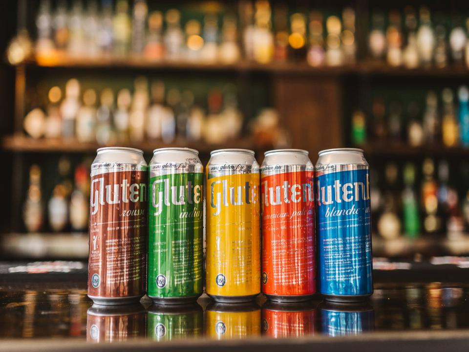 Microbrasserie Glutenberg Montréal Bières artisanales