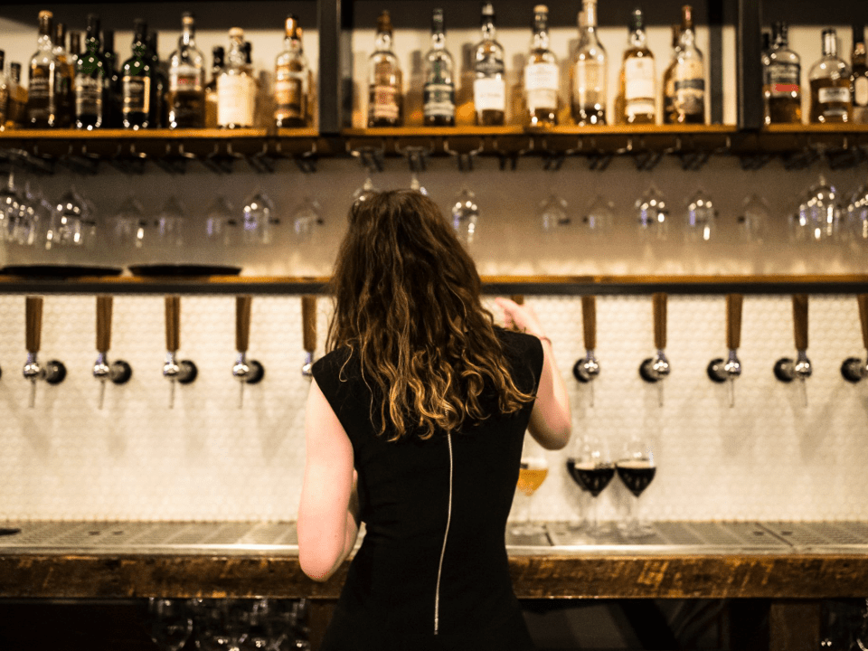 Microbrewery Isle de Garde Montréal Craft beer