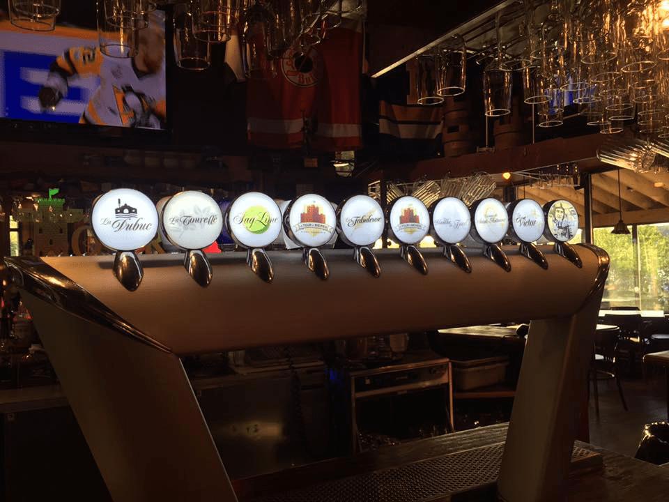 Microbrasserie La Tour à Bières Saguenay Bières artisanales