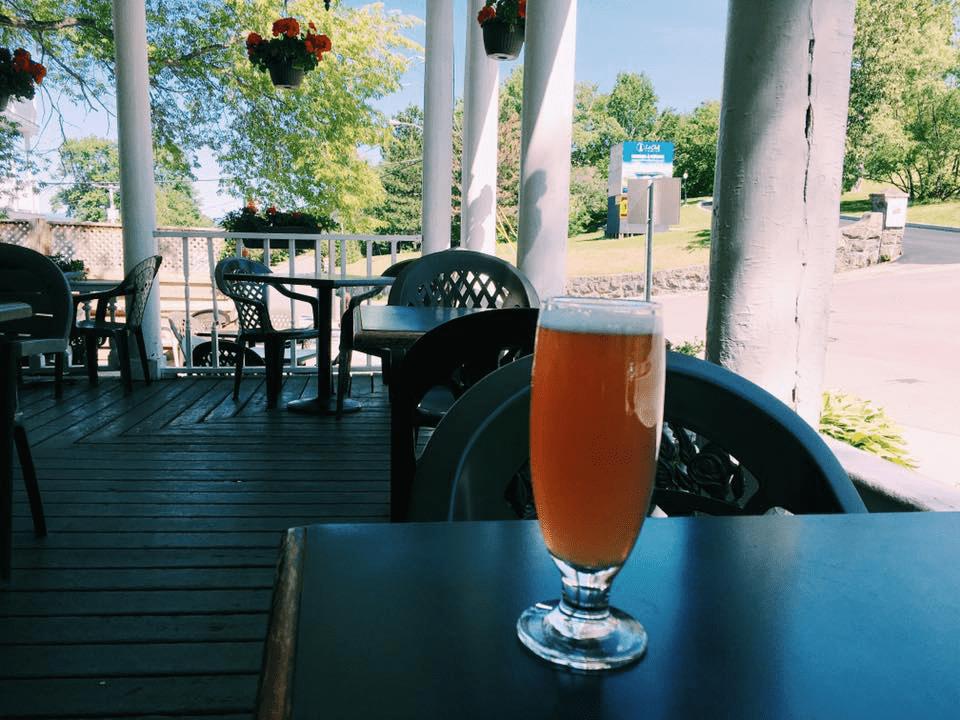 Microbrewery La Tour à Bières Saguenay craft beer