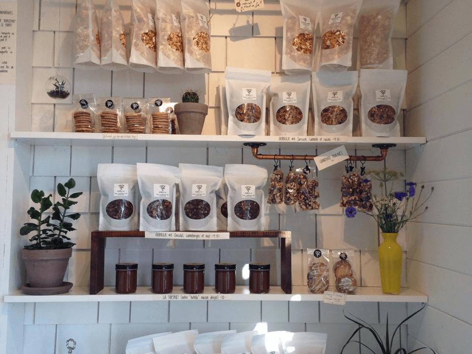 Boulangerie L'Arbre à Pains Cap-aux-Meules Les Îles-de-la-Madeleine