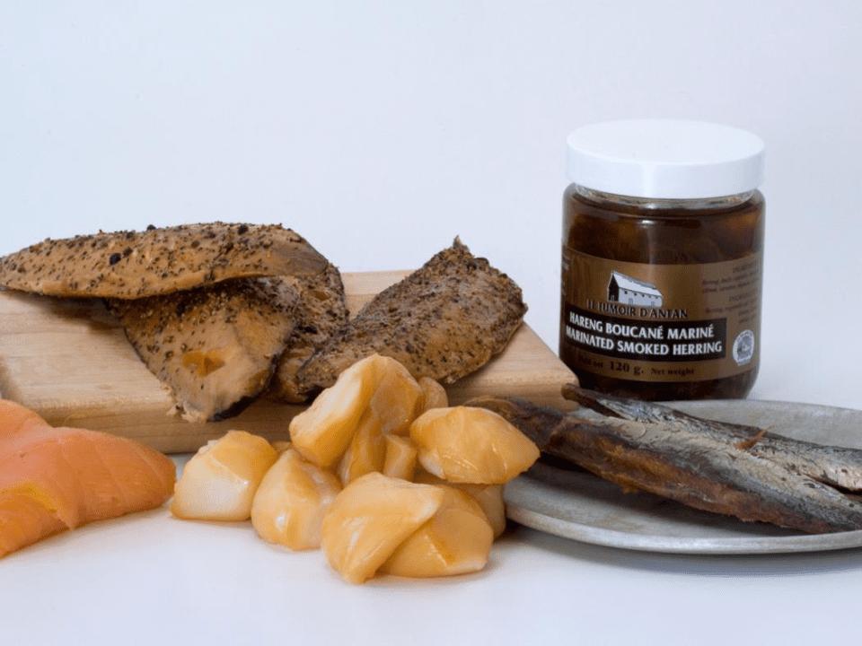 Food Le Fumoir d'Antan Havre-aux-Maisons