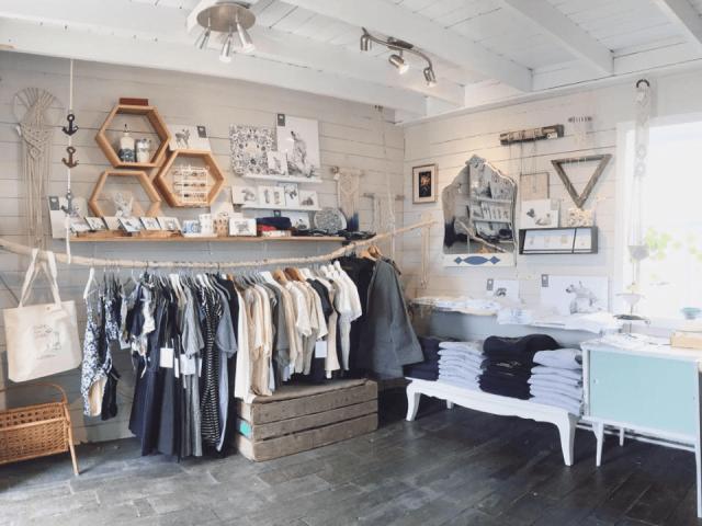 Boutique Artisans La Manufacture Fait Main - Le Portique Havre-Aubert Ulocal achat local produit local