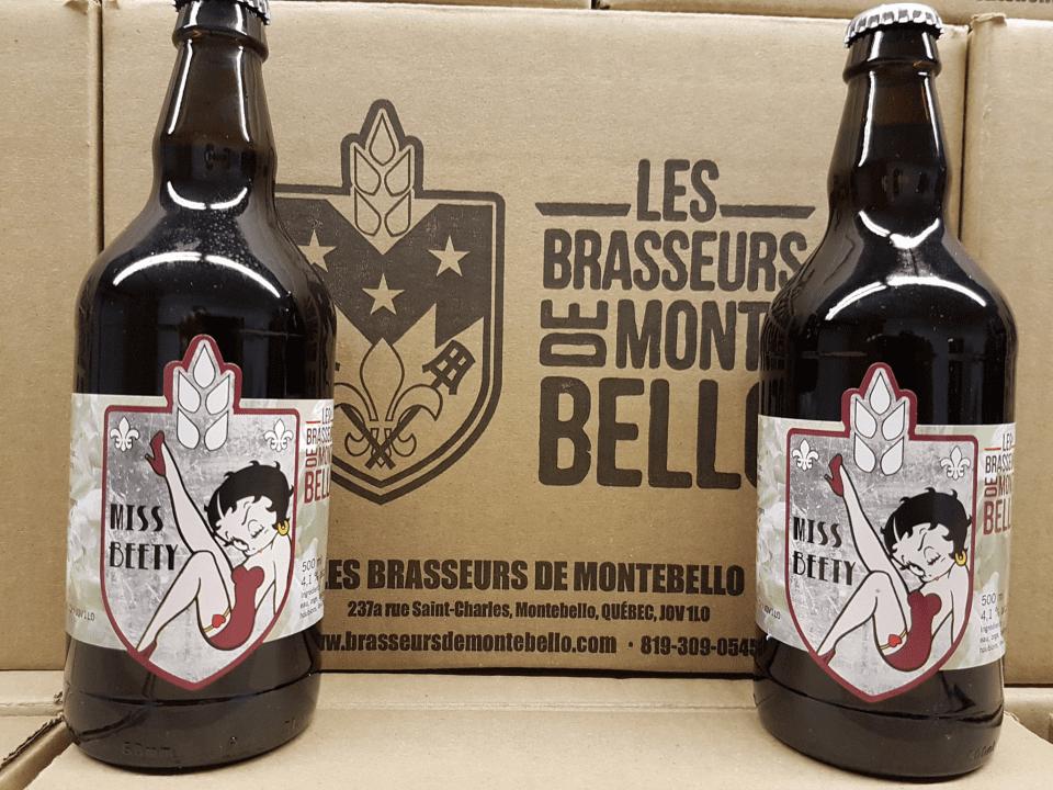 Microbrewery Les Brasseurs de Montebello Montebello Craft beer