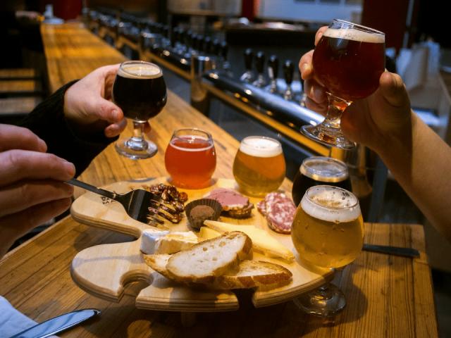 Microbrasserie MABRASSERIE Montréal Bières artisanales