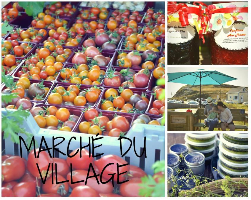 Public markets Marché du Village Cap-aux-Meules Ulocal local product local purchase