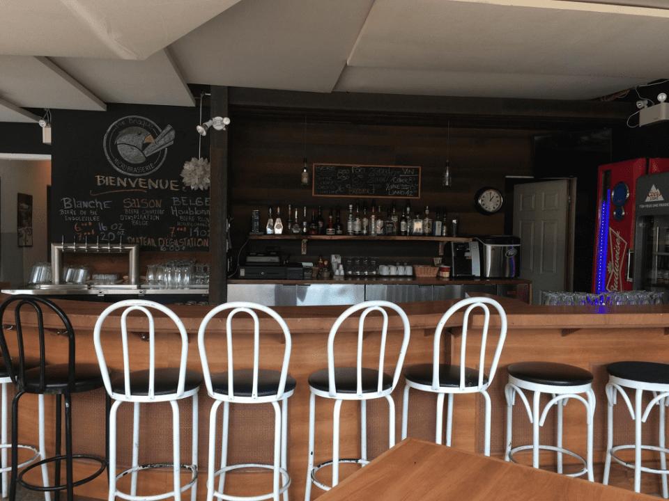 Microbrasserie Pie Braque Saguenay Lac-Kénogami Bières artisanales