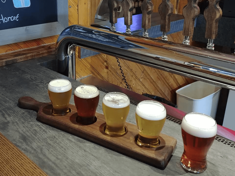 Microbrewery Pub Le Laser Saint-Honoré Craft beer