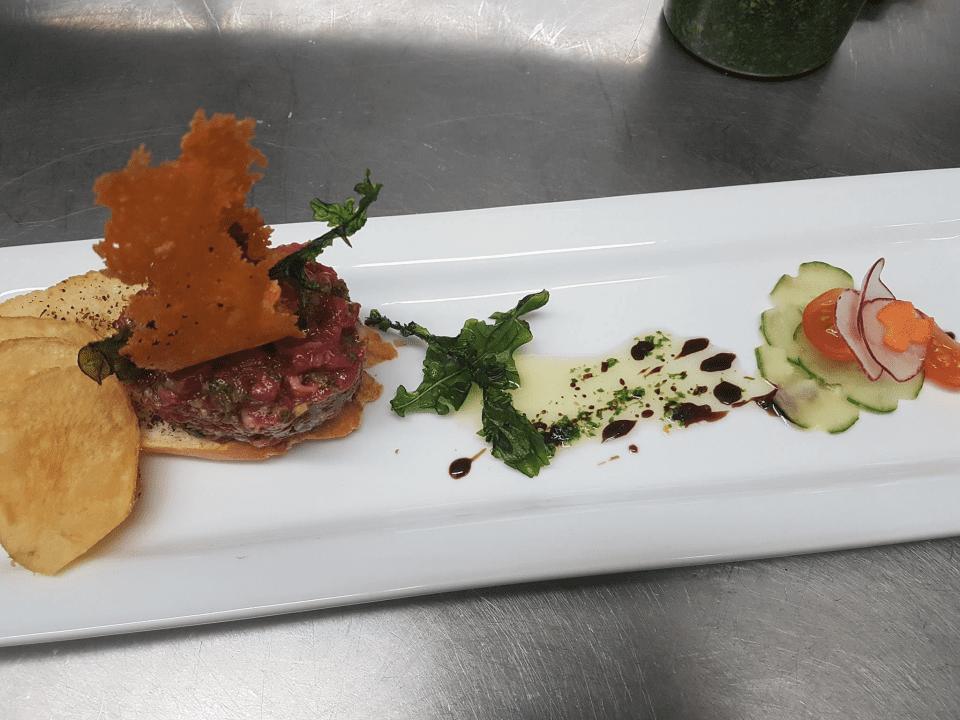 Restaurant Resto Bistro Accents Cap-aux-Meules