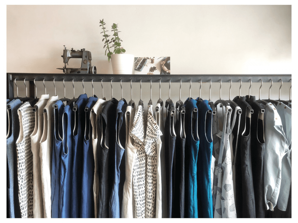 Boutique vêtement bijoux et accessoires atelier b Montréal Ulocal produit local achat local