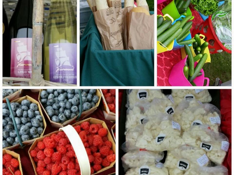 Marché public Beechwood Market Ottawa Ulocal produit local achat local