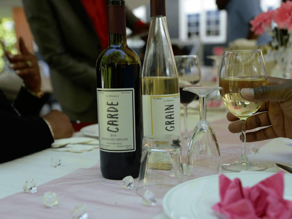 Vignoble Domaine des 3 Moulins Neuville Ulocal produit local achat local