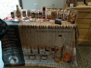 Alimentation Ferme du Ruisseau d'or Saint-Ludger Ulocal local product local purchase