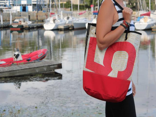 Boutique accessoires sacs bagages Ga-Oh Montréal Ulocal achat local produit local