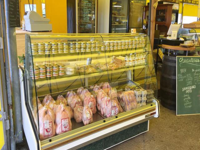 Vente de viandes La faisanderie du chasseur Saint-Flavien Ulocal produit local achat local