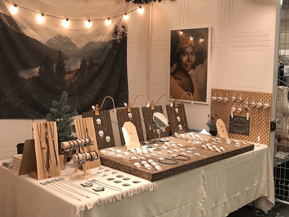 Jewelry and accessories Lost & Faune Montréal Ulocal local product local purchase