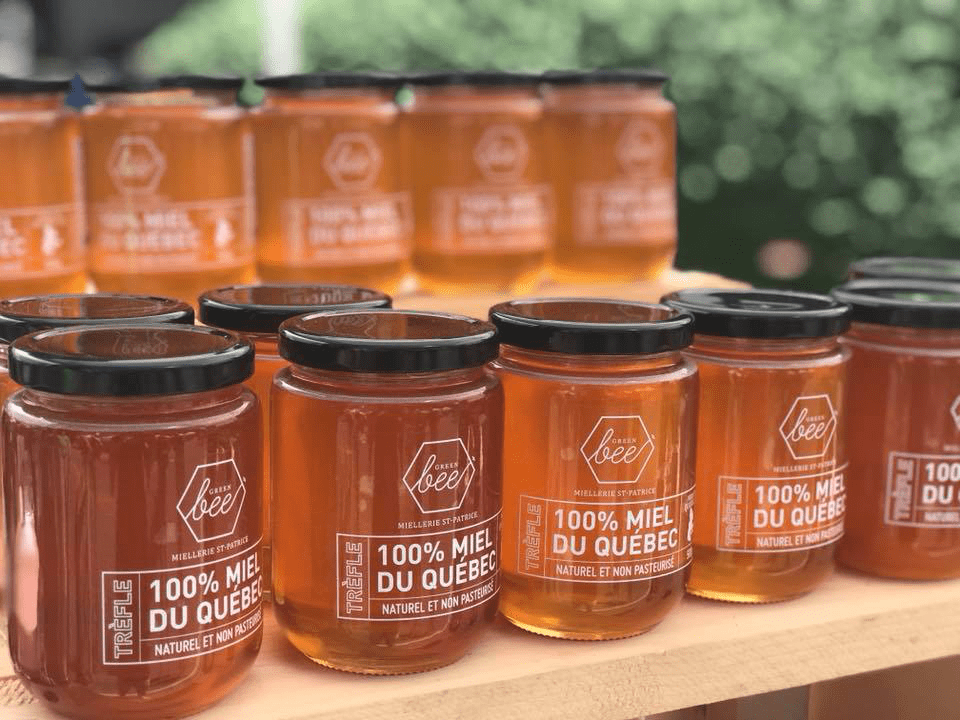Beekeeping Liquor honey Miellerie St-Patrice Saint-Patrice-de-Beaurivage Ulocal local product local purchase
