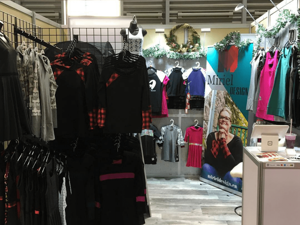 Vêtements pour femme Taille + Miriel Design Québec Ulocal produit local achat local